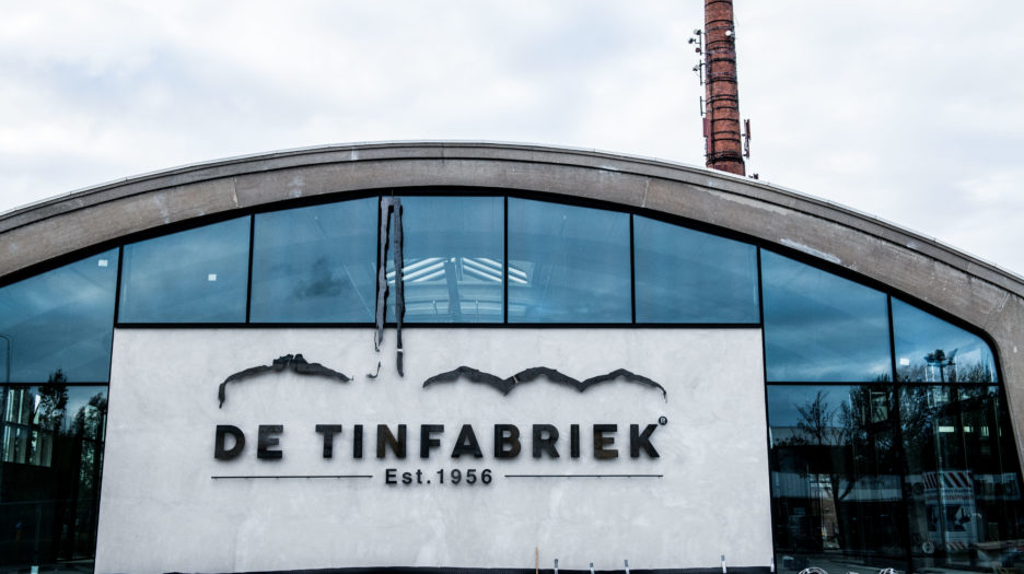 Gevel De Tinfabriek